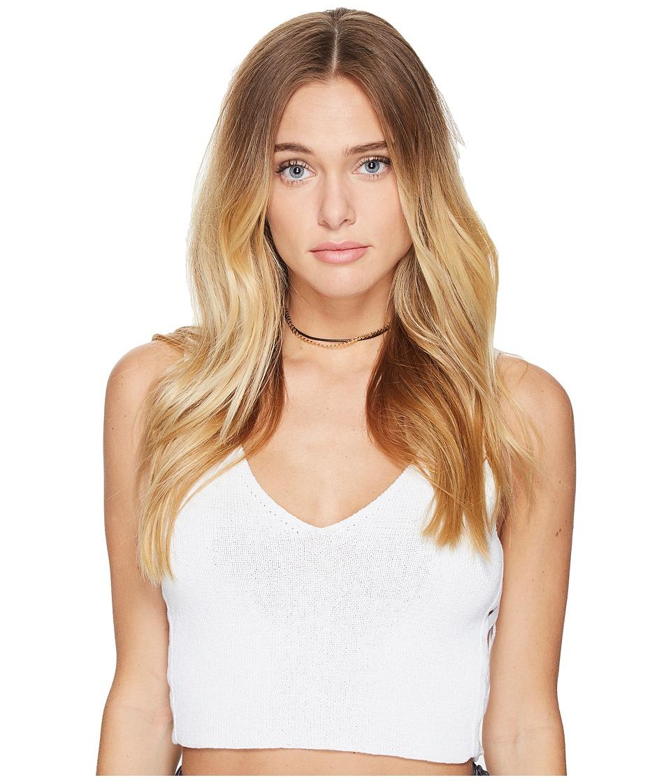 Dolce Vita - Drew Top (White) Women's Sweater