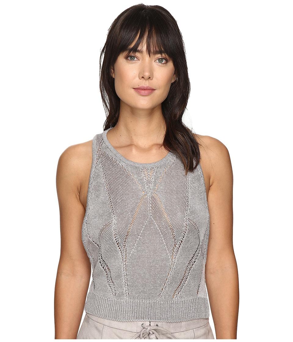 Dolce Vita - Jordan Top (Slate) Women's Clothing