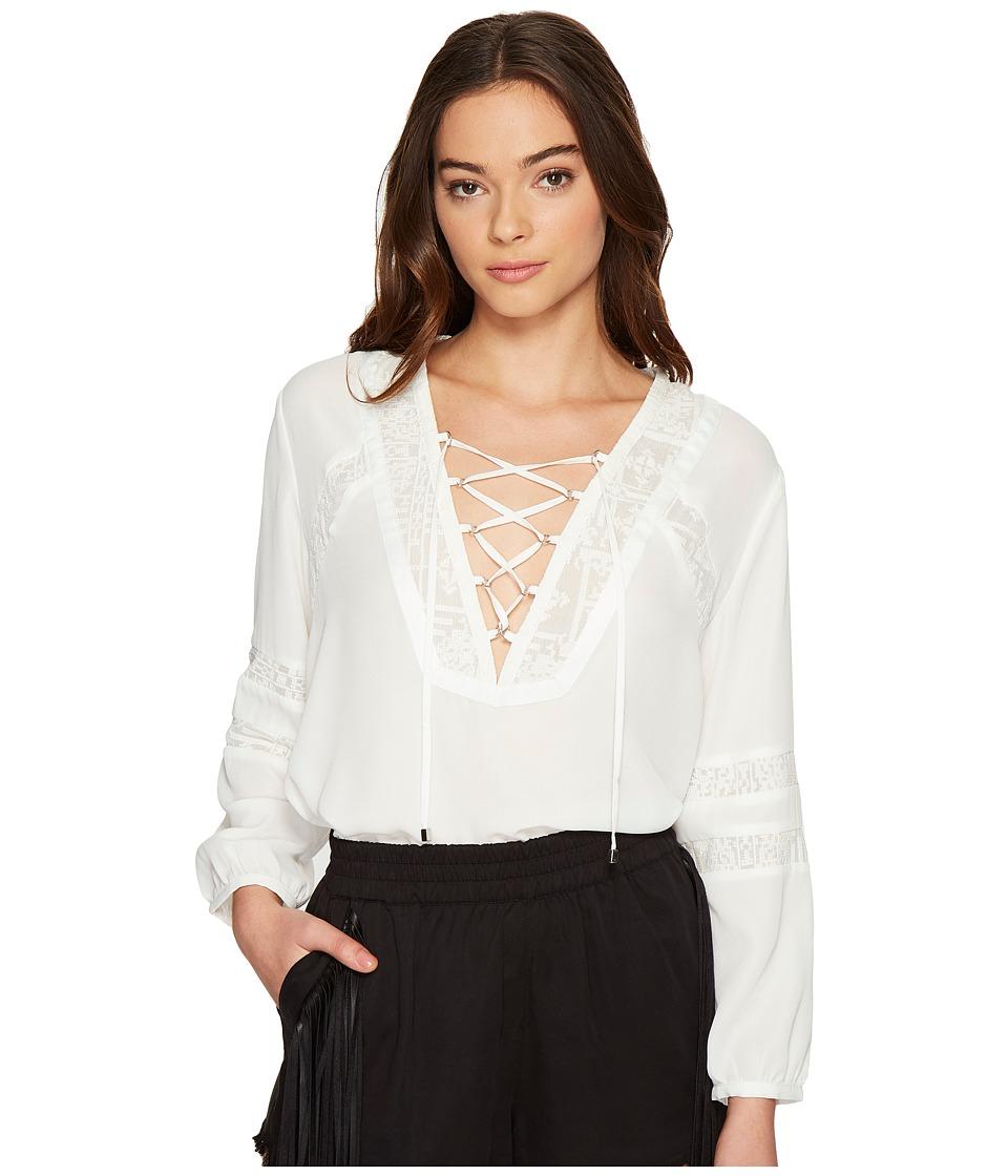 Dolce Vita - Ellis Top (White) Women's Clothing