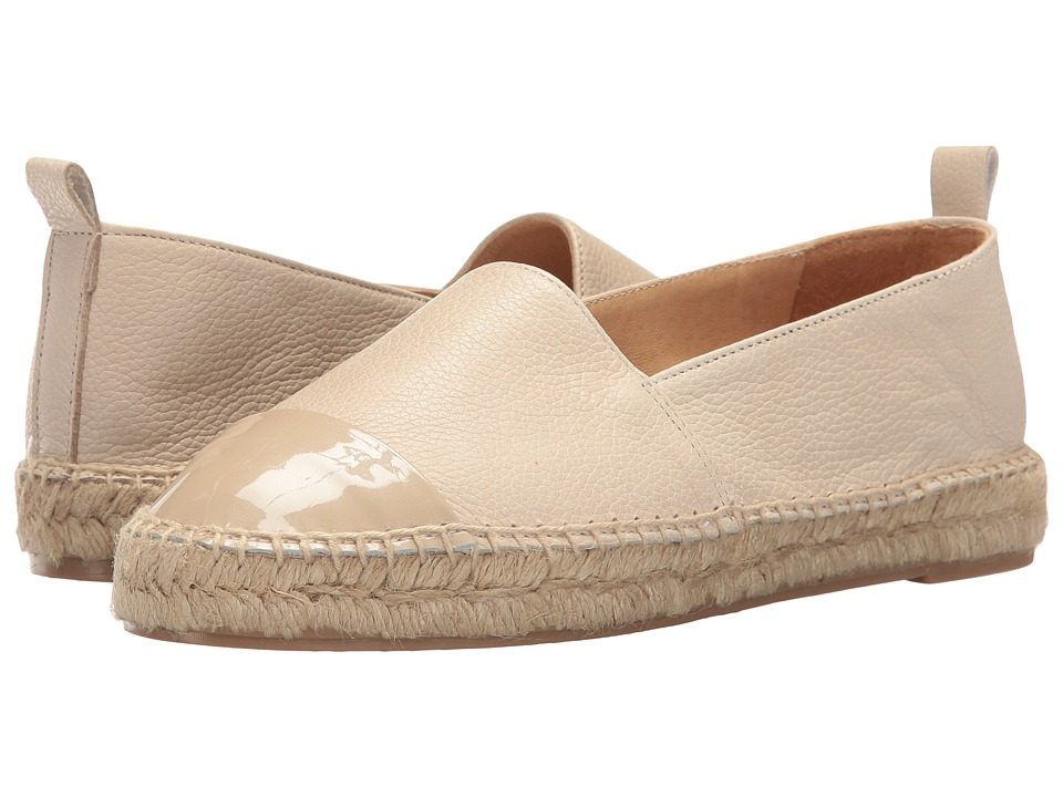 Patricia Green - Laura (Cream) Women's Slip on Shoes