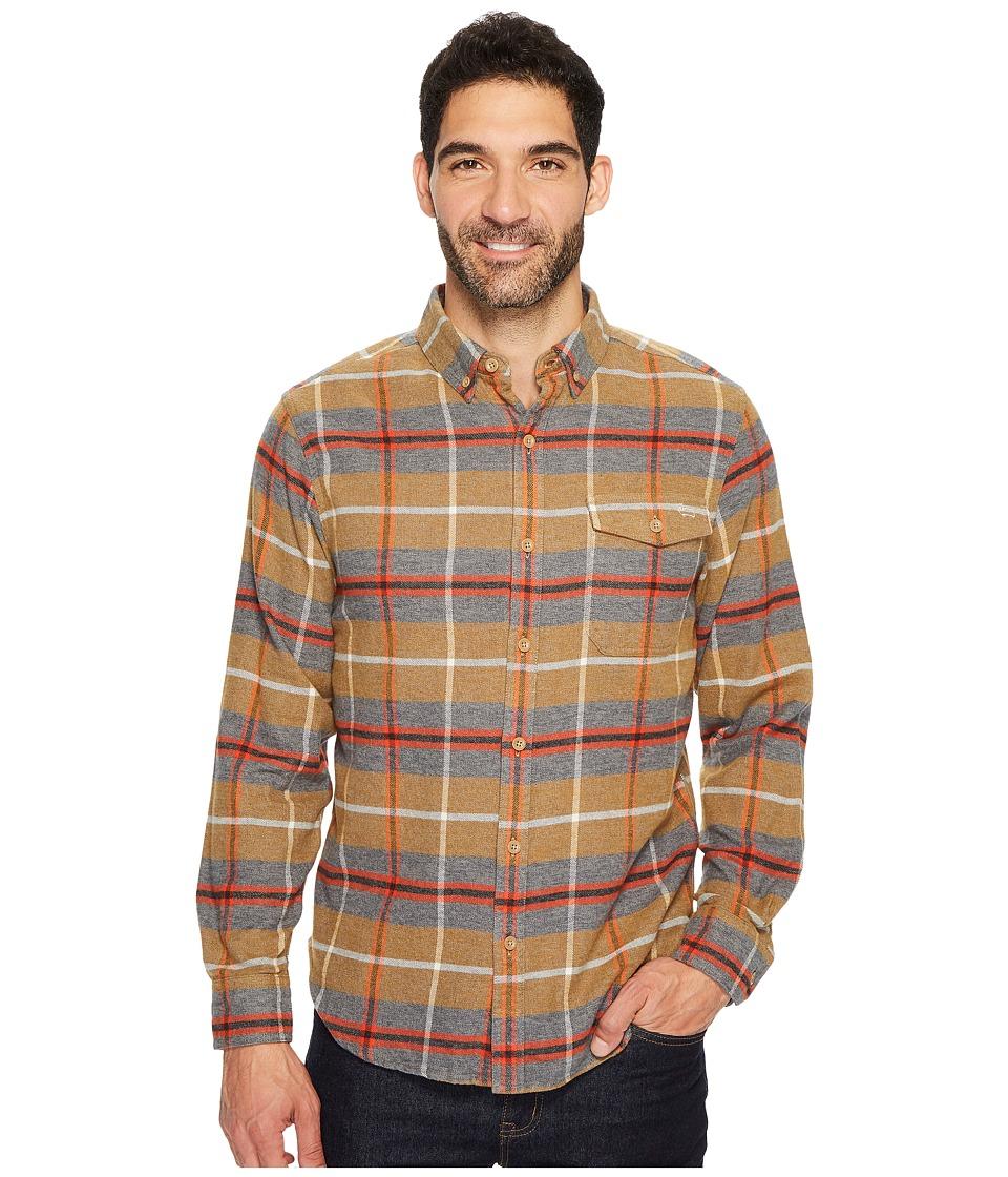 Woolrich Eco Rich Twisted Rich Shirt (Cayenne Multi) Men