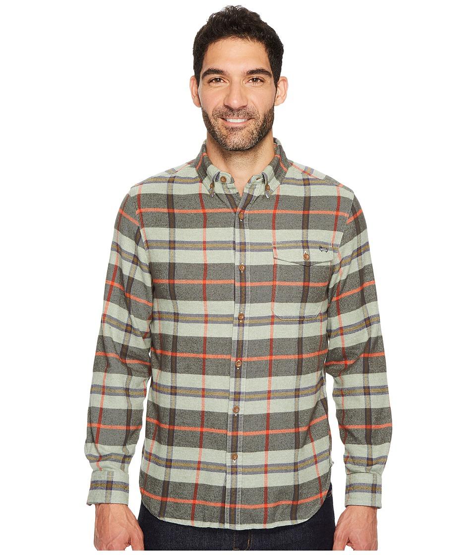 Woolrich Eco Rich Twisted Rich Shirt (Spruce Multi) Men