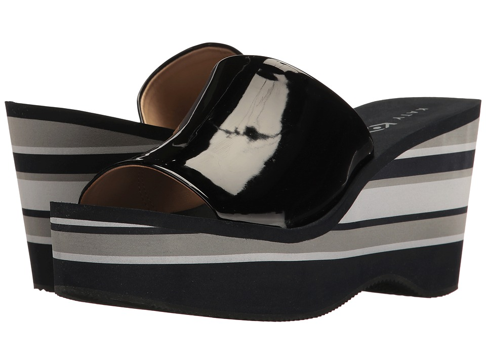Katy Perry - The Casey (Black Smooth Patent) Women's Shoes