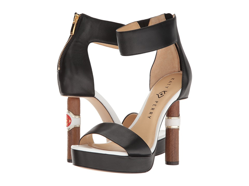 Katy Perry - The Jackie (Black Nappa) Women's Shoes