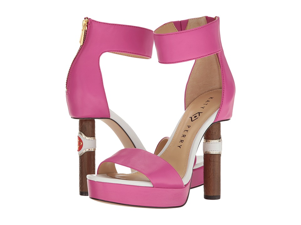 Katy Perry - The Jackie (Fuchsia Nappa) Women's Shoes