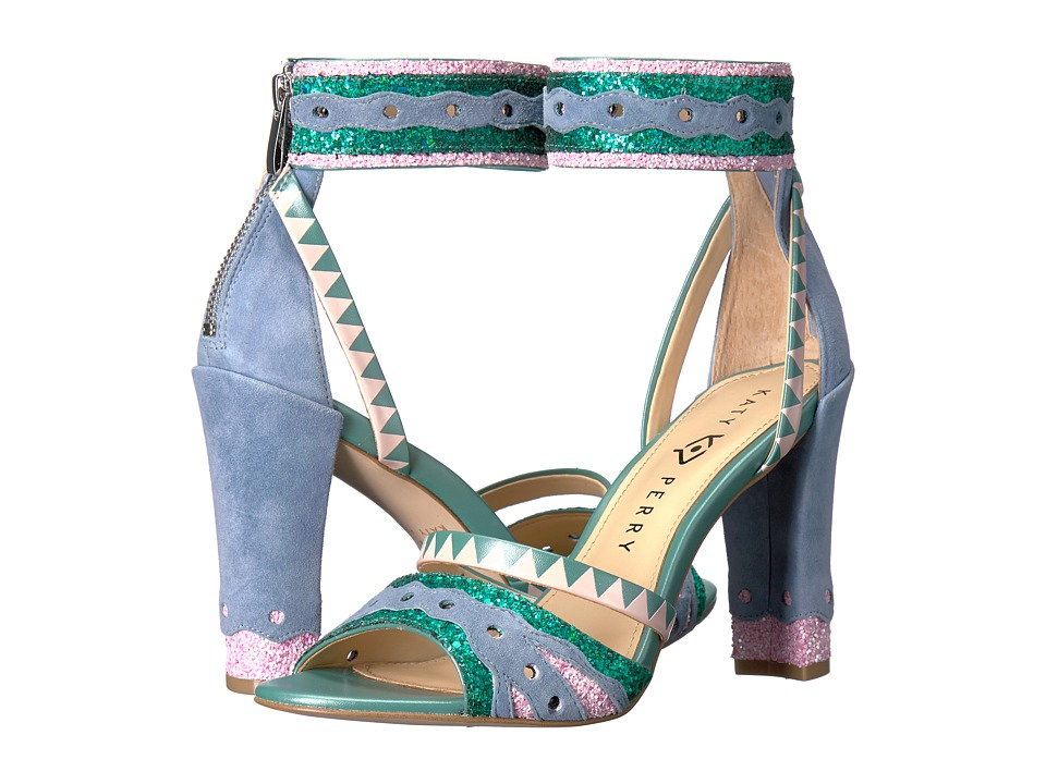 Katy Perry - The Kai (Soft Blue Combo) Women's Shoes