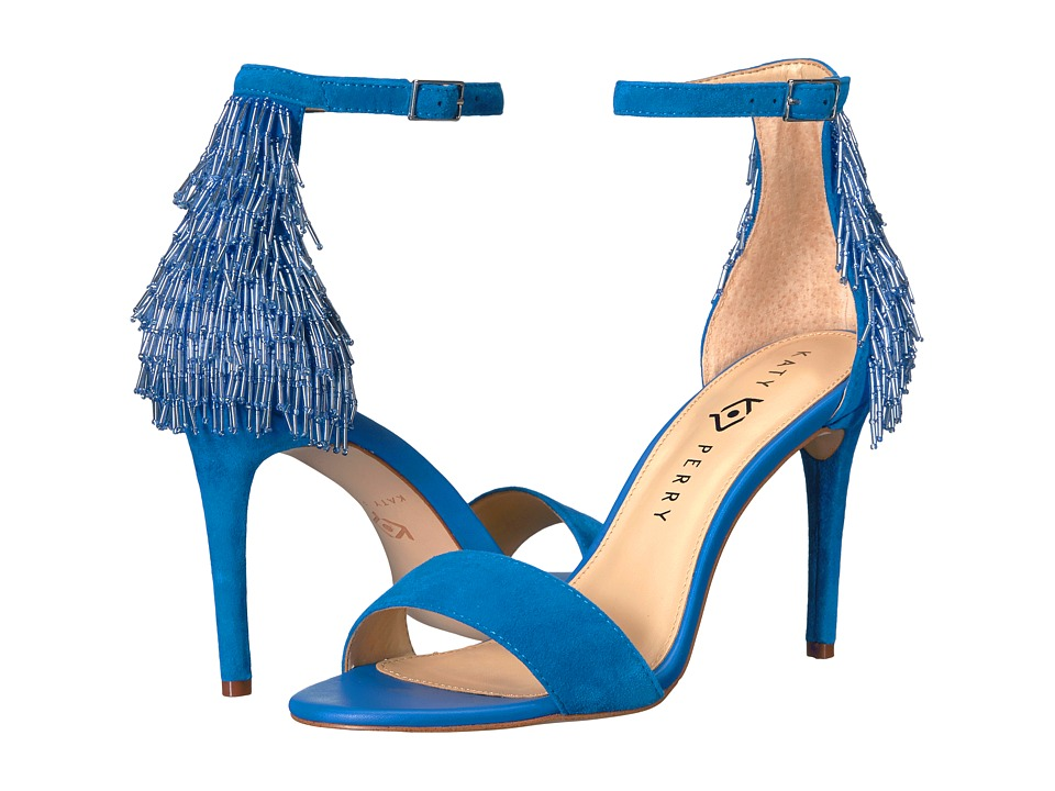 Katy Perry - The Kate (Ocean Blue Suede) Women's Shoes