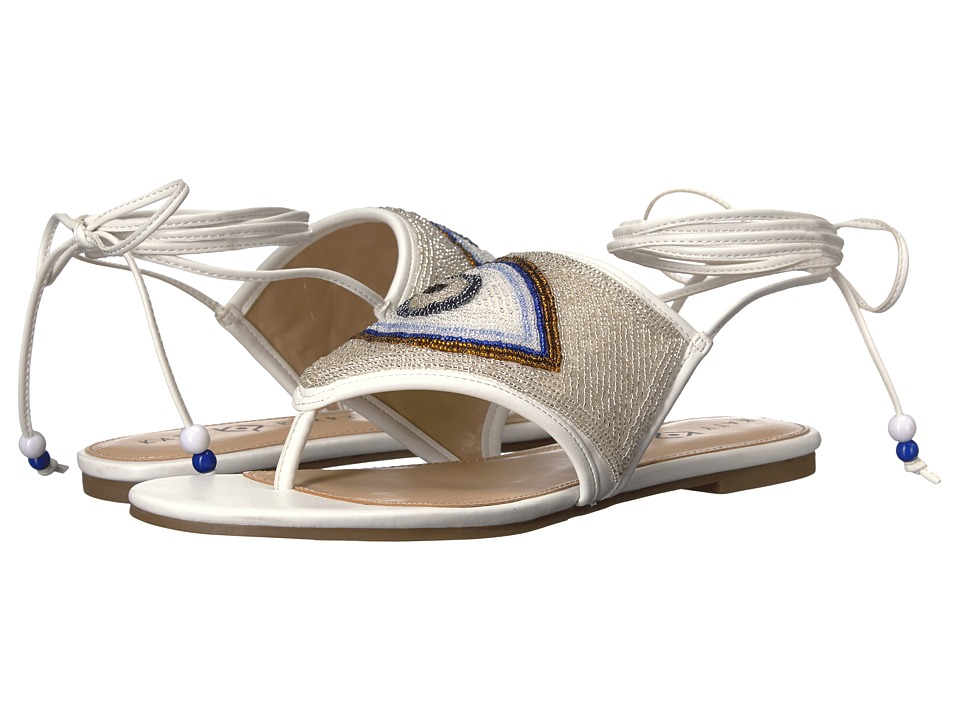 Katy Perry - The Lauren (White Nappa) Women's Shoes