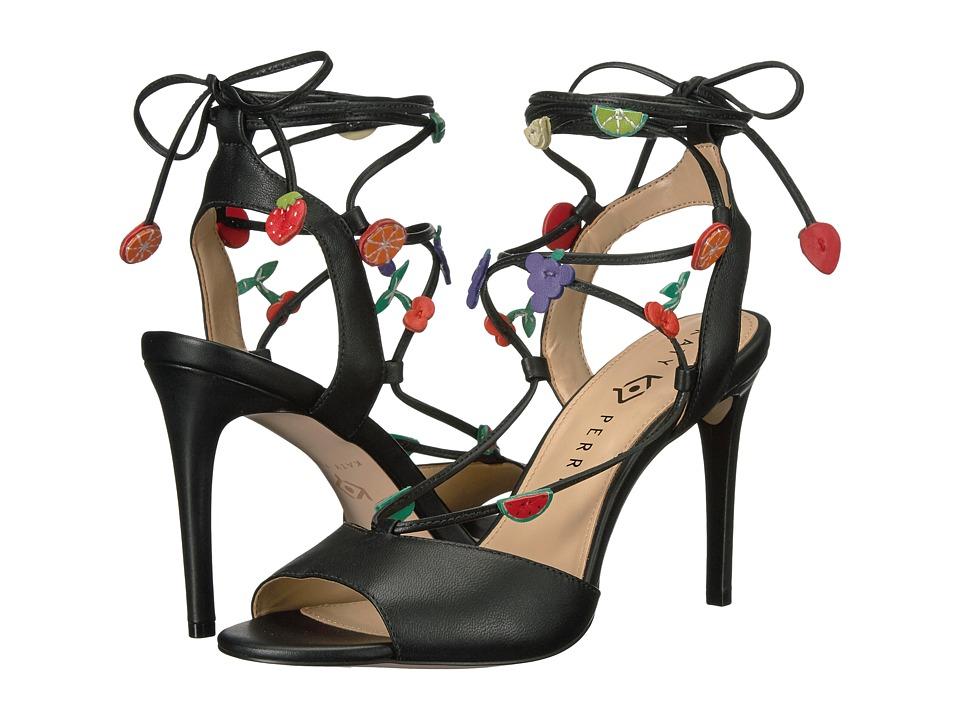 Katy Perry - The Carmen (Black Nappa) Women's Shoes