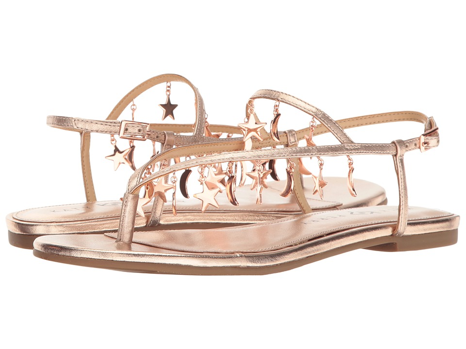 Katy Perry - The Celeste (Rose Gold Soft Metallic) Women's Shoes