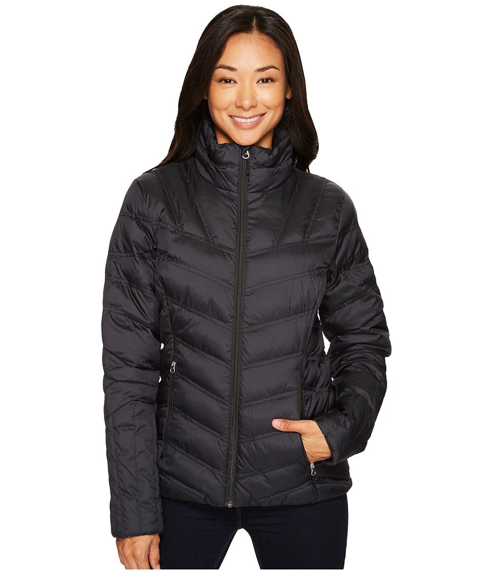 Spyder Geared Synthetic Down Jacket (Black) Women