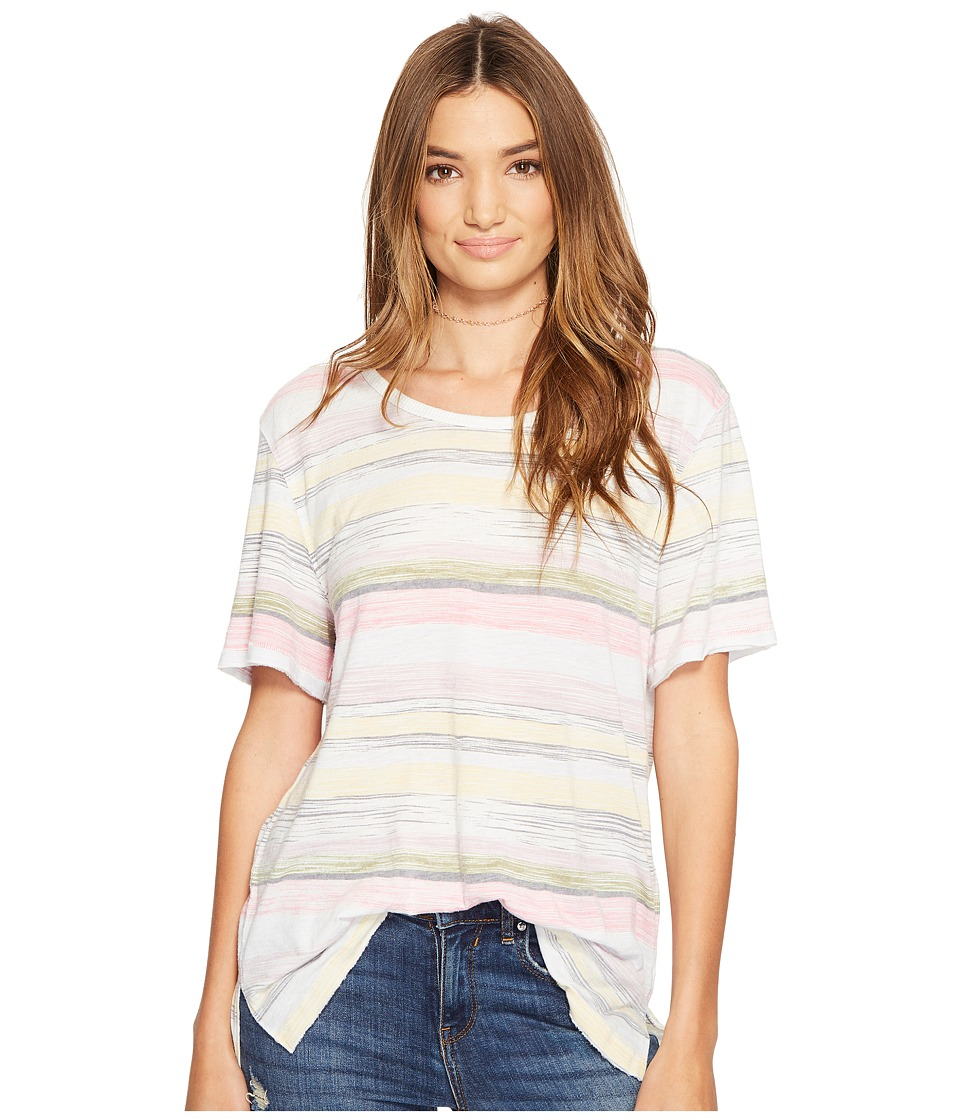 Free People - Army Tee (Multi) Women's T Shirt