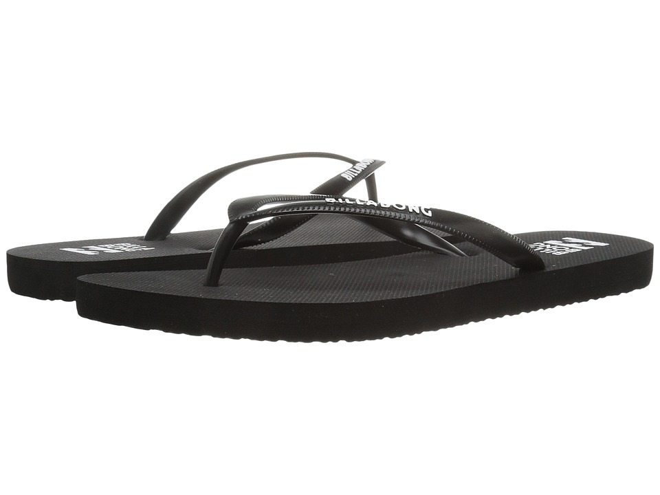 Billabong - Dama (Black/White 3) Women's Sandals