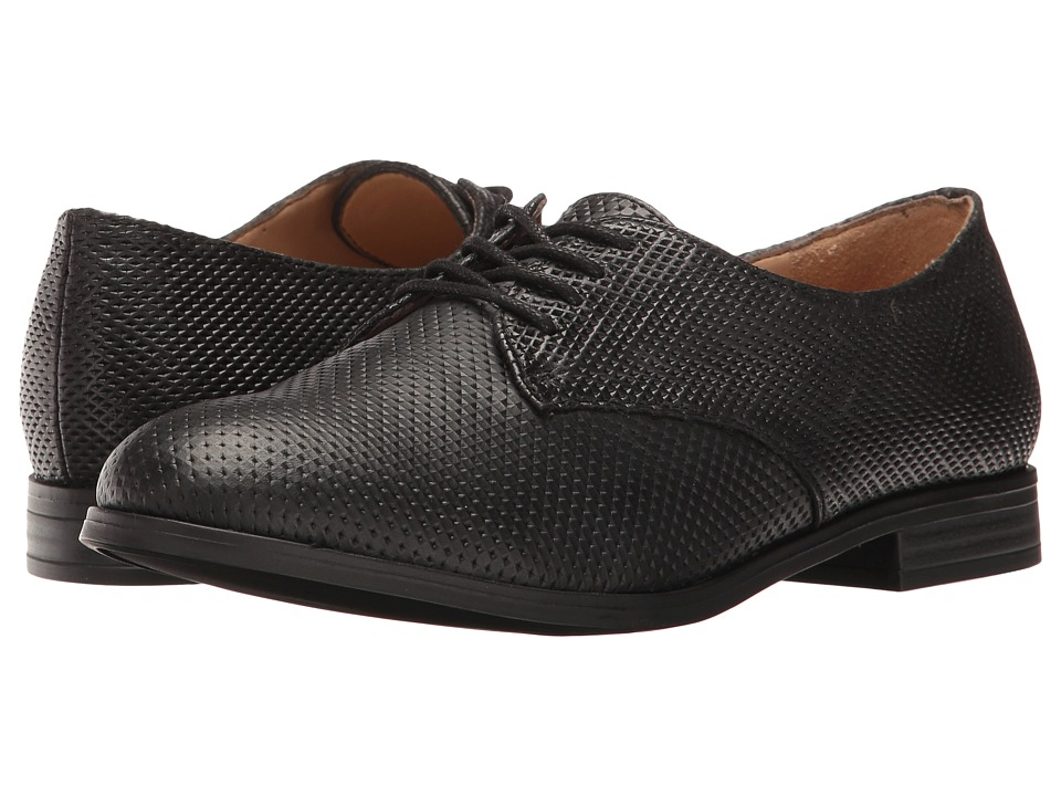 Naturalizer - Vanya (Black Leather) Women's Shoes
