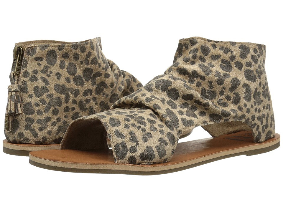 Billabong East Of Eden Sandal (Animal) Women