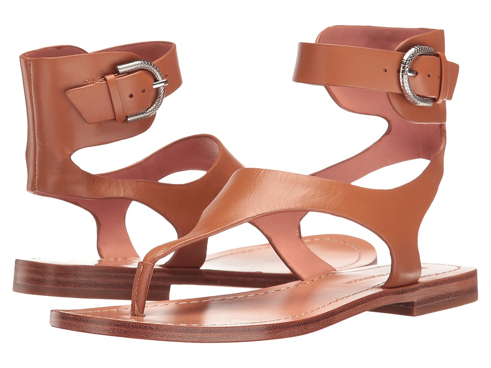 Sigerson Morrison Adria (Light Brown Leather) Women