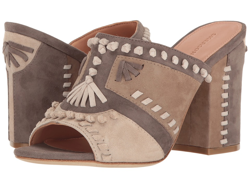 Sigerson Morrison - Philip (Brown Suede) Women's Shoes