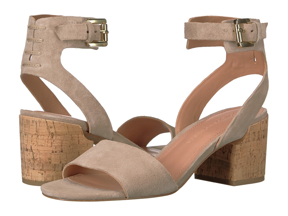 Sigerson Morrison - Riva 2 (Light Natural Suede) Women's Shoes