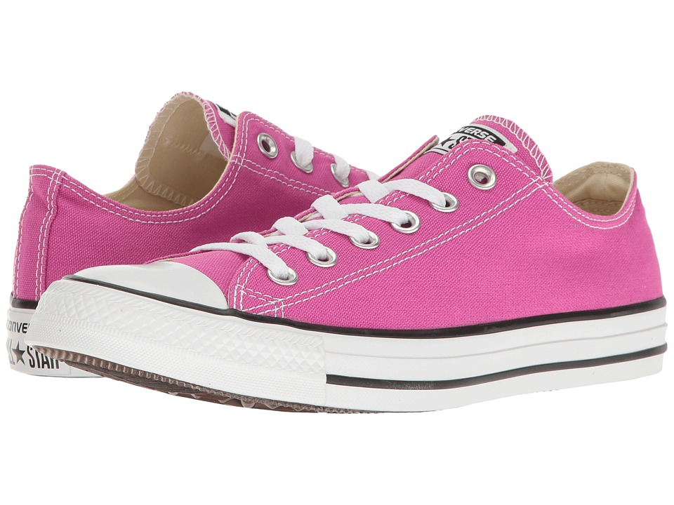 Converse - CTAS Ox (Plastic Pink) Women's Lace up casual Shoes