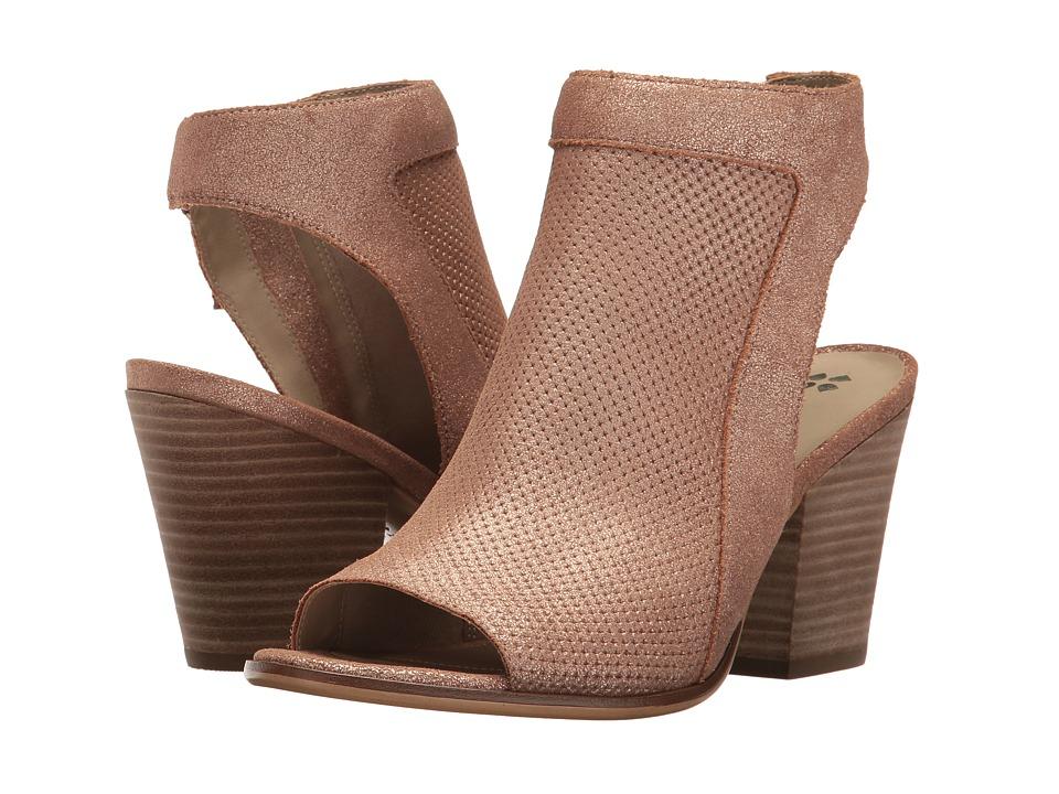 Naturalizer - Yanni (Rose Dust Metallic Suede/Punch) Women's Shoes
