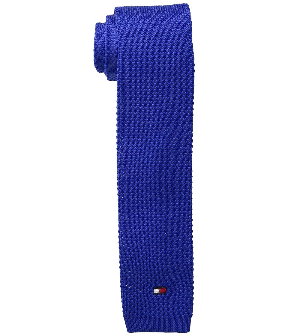 Tommy Hilfiger - Flag Logo (Royal Blue) Ties