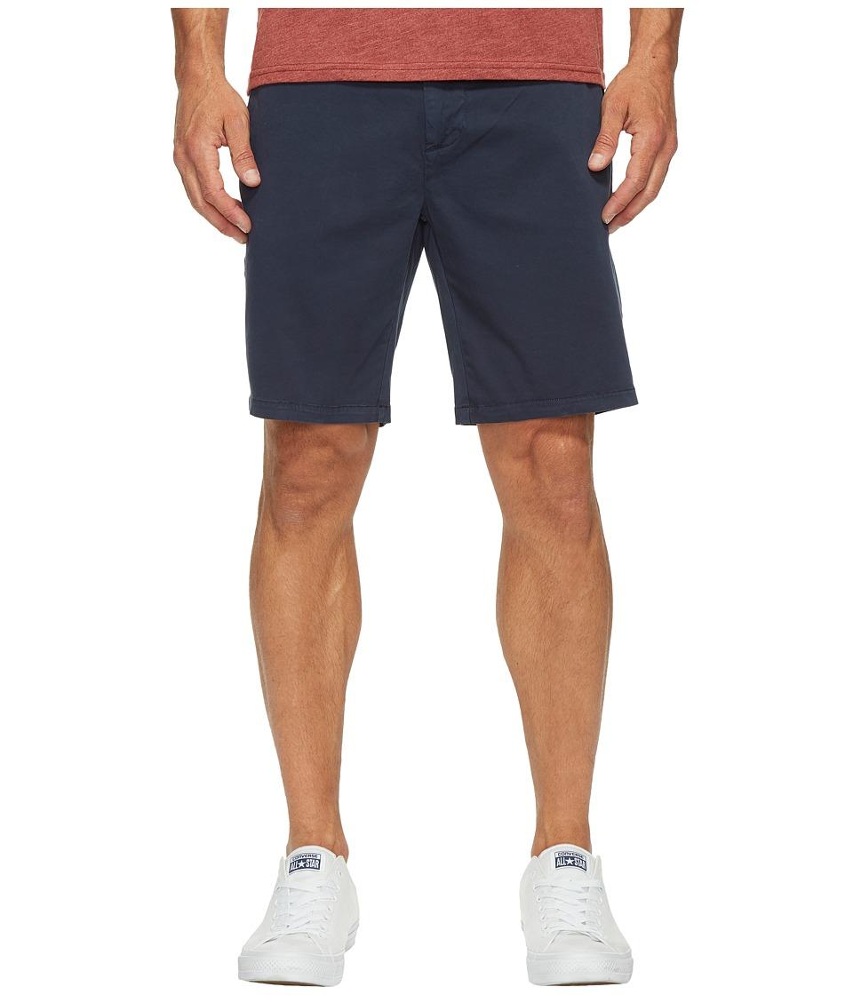 Scotch & Soda - Shorts in Stretch Twill Quality (Midnight) Men's Shorts