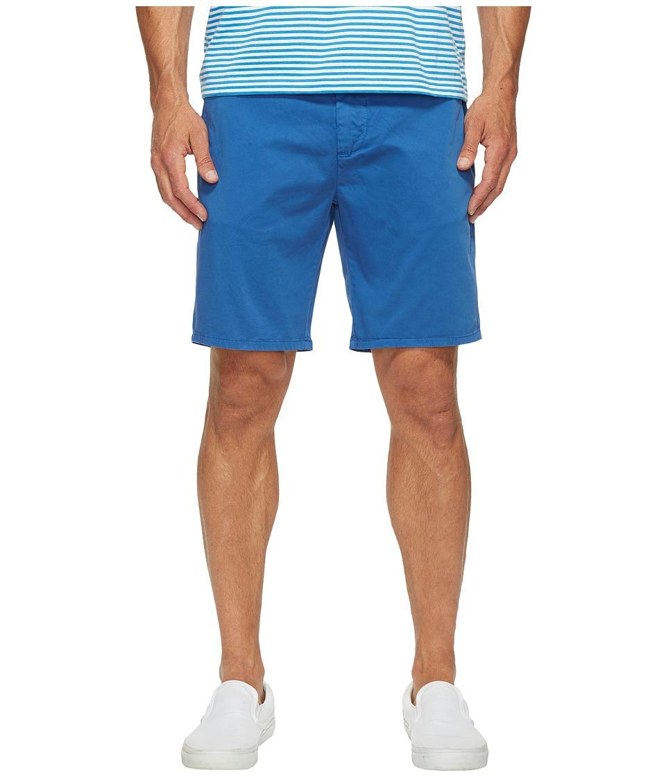 Scotch & Soda - Shorts in Stretch Twill Quality (Marina Blue) Men's Shorts