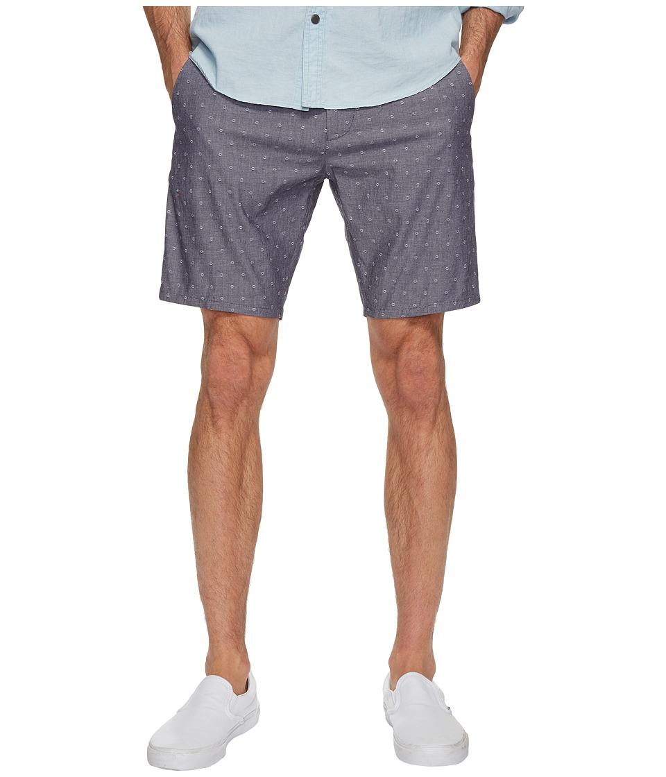 Scotch & Soda - Classic Shorts in Yarn-Dyed Quality (Combo E) Men's Shorts