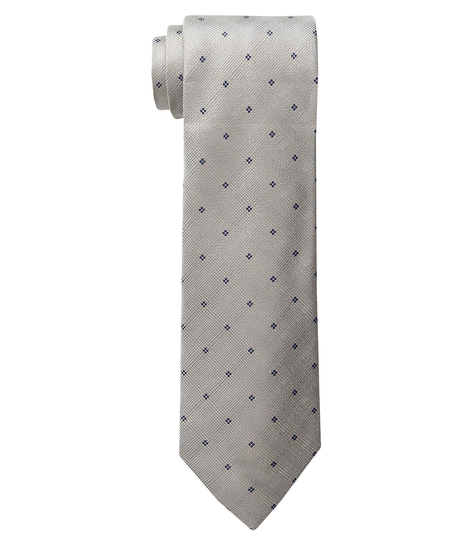 Kenneth Cole Reaction - Optical Neat (Taupe) Ties
