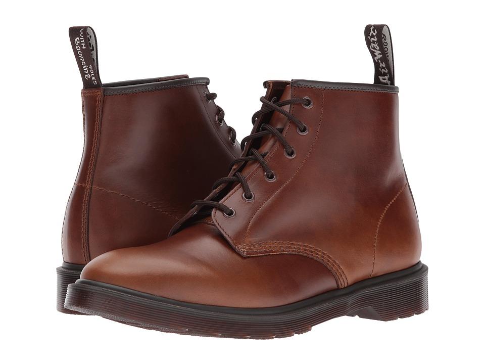 Dr. Martens 101 Brando 6-Eyelet Boot (Smokethorn Brando) Boots