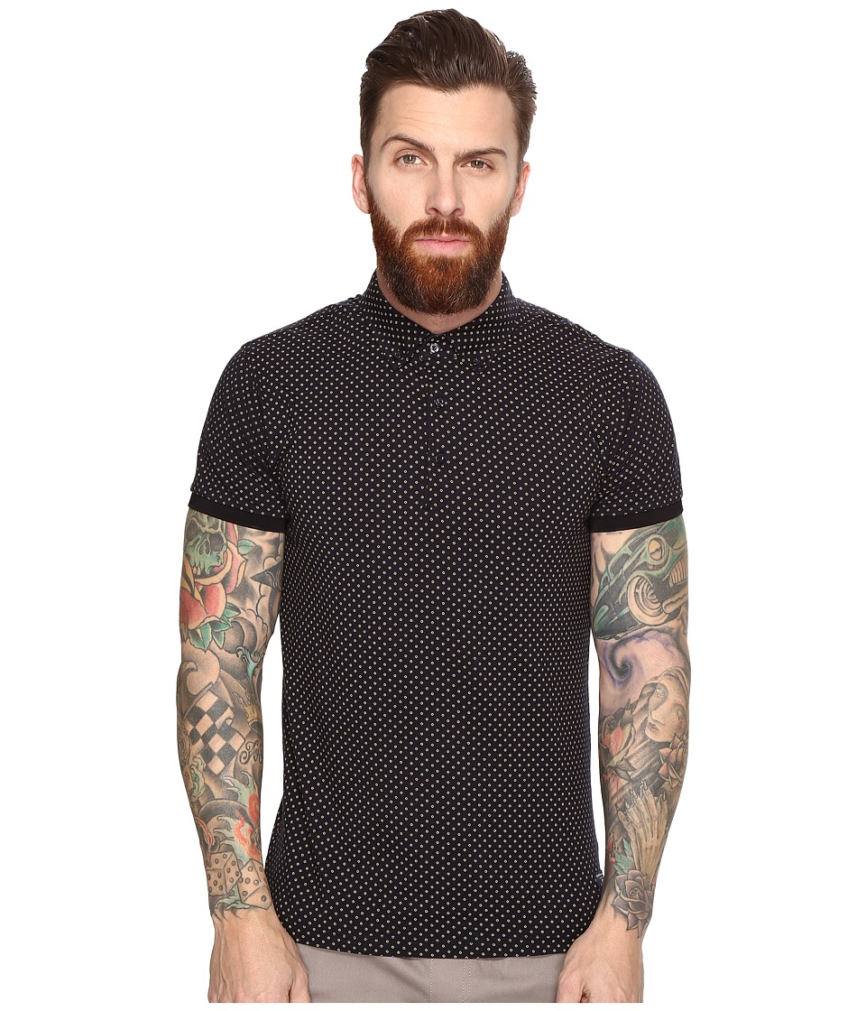 Scotch & Soda - Polo (Dessin A) Men's Short Sleeve Pullover