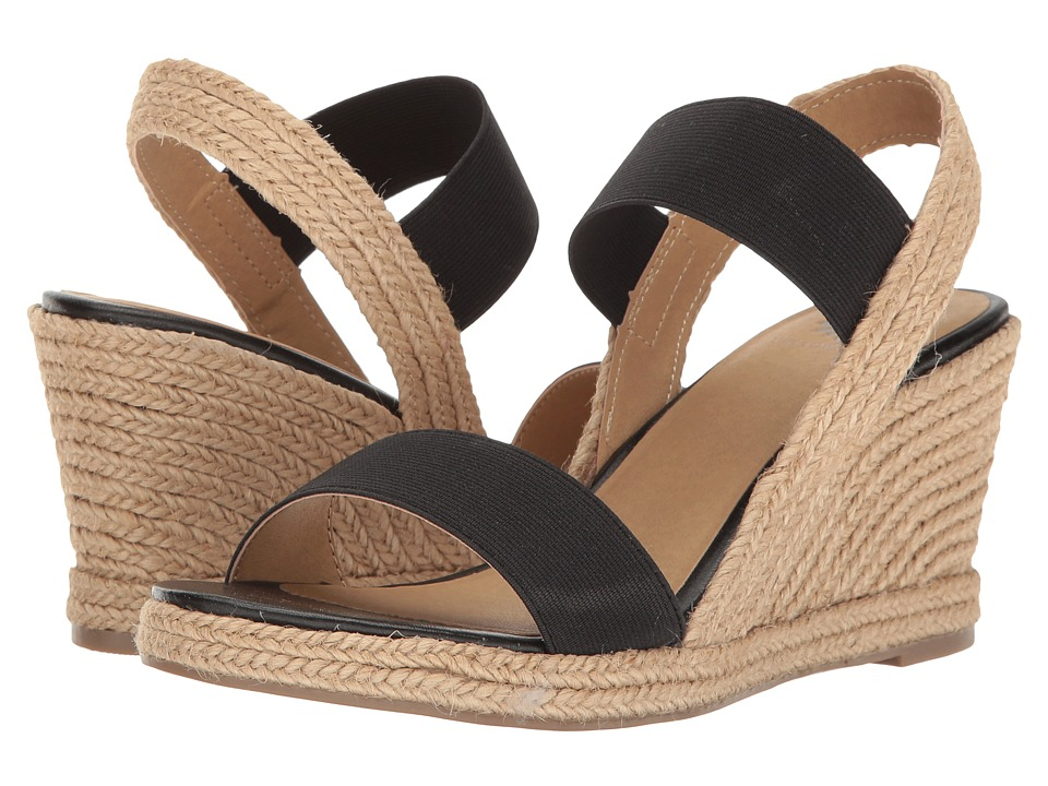 Yellow Box - Cathia (Black) Women's Dress Sandals