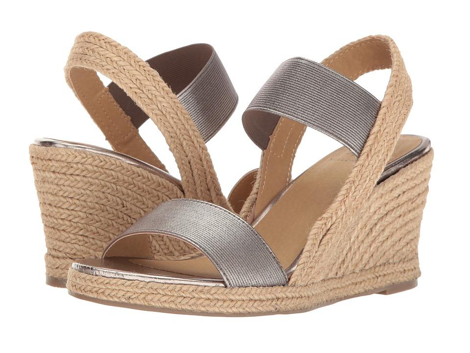 Yellow Box - Cathia (Gunmetal) Women's Dress Sandals