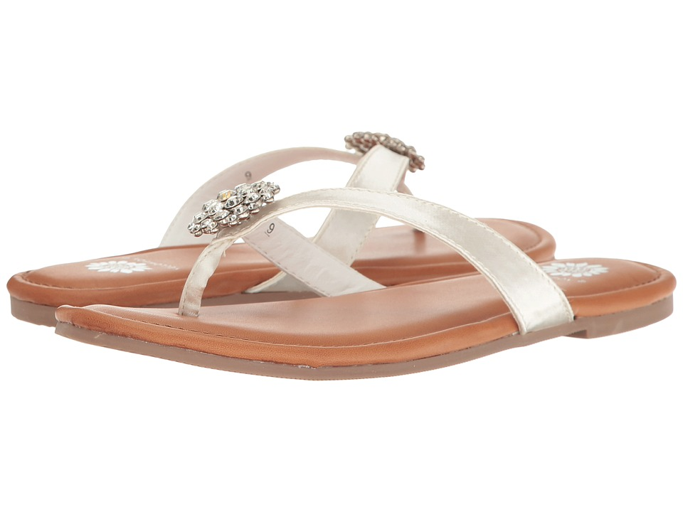Yellow Box - Elegant (Silver) Women's Dress Sandals