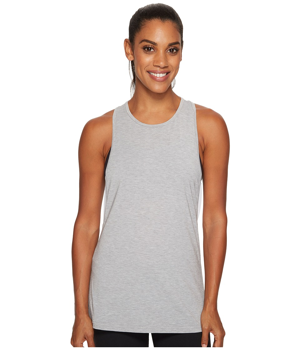 New Balance - Boyfriend Tank Top (Athletic Grey) Women's Sleeveless