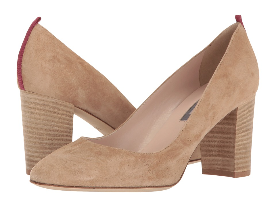 SJP by Sarah Jessica Parker - Prosper (Taffy Suede) Women's Shoes