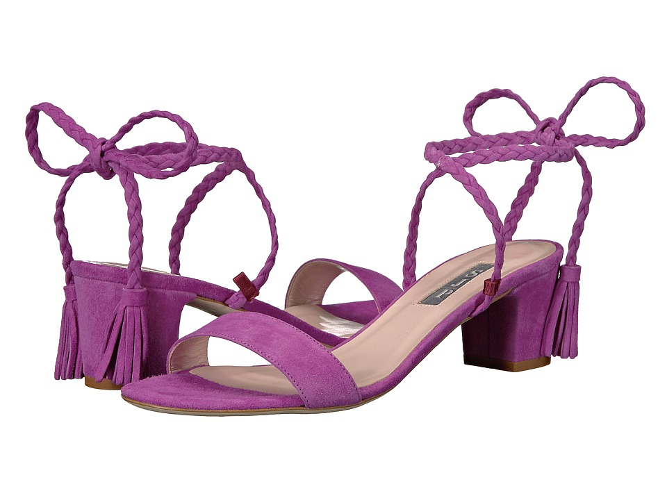 SJP by Sarah Jessica Parker Elope (Orchid Suede) Women