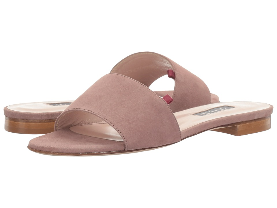 SJP by Sarah Jessica Parker Costa Brava (Pepe Brown Suede) Women