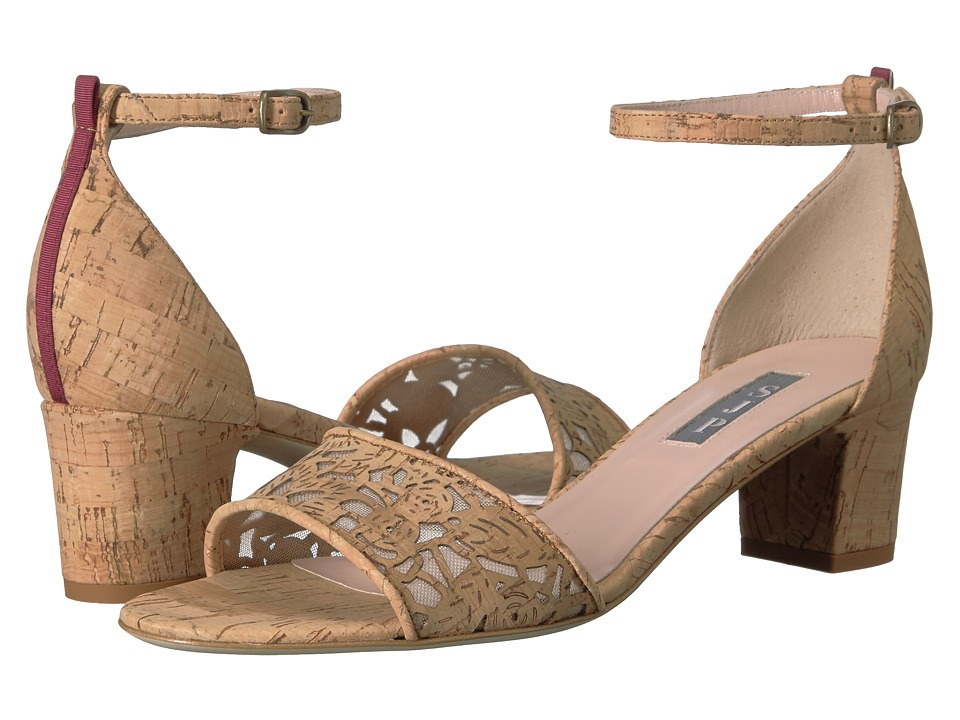 SJP by Sarah Jessica Parker - Skyler (Marylou Cork) Women's Shoes