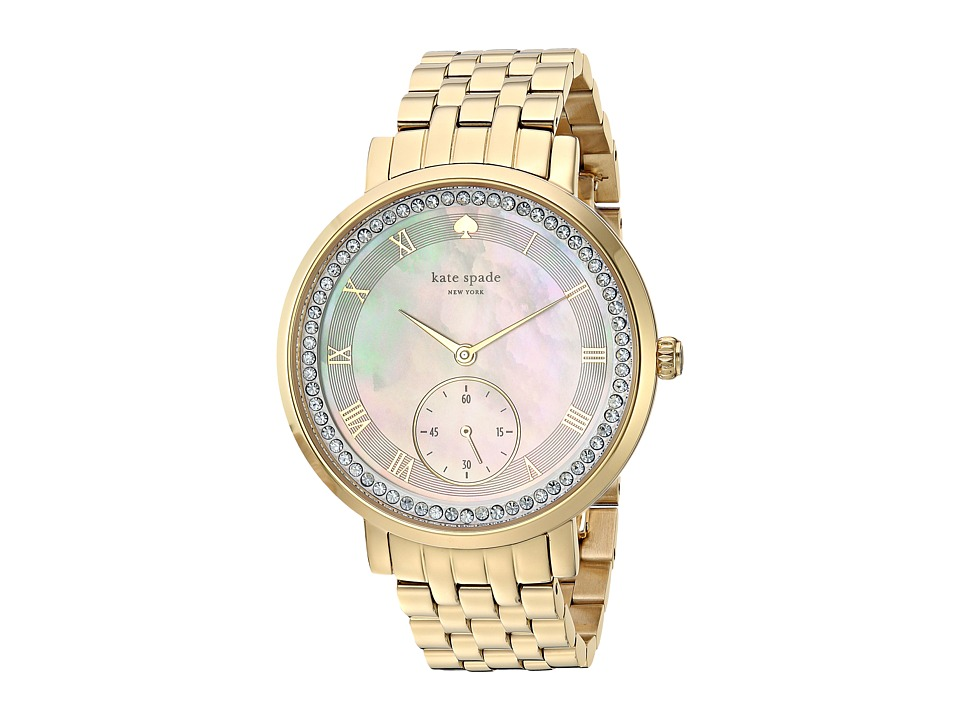 Kate Spade New York - 38mm Monterey Watch - KSW1291 (Gold) Watches