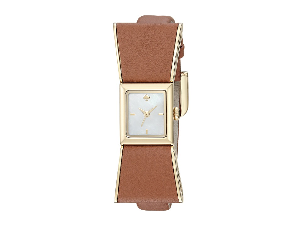 Kate Spade New York - 16mm Kenmare Watch - KSW1240 (Brown) Watches