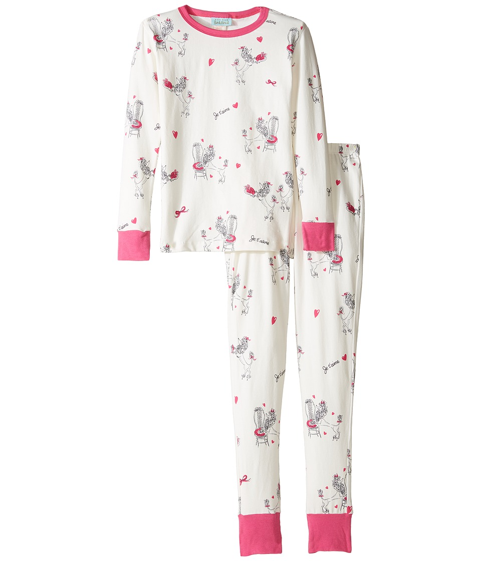 BedHead Kids - Long Sleeve Long Pants Tweens Set (Big Kids) (Fifi) Girl's Pajama Sets