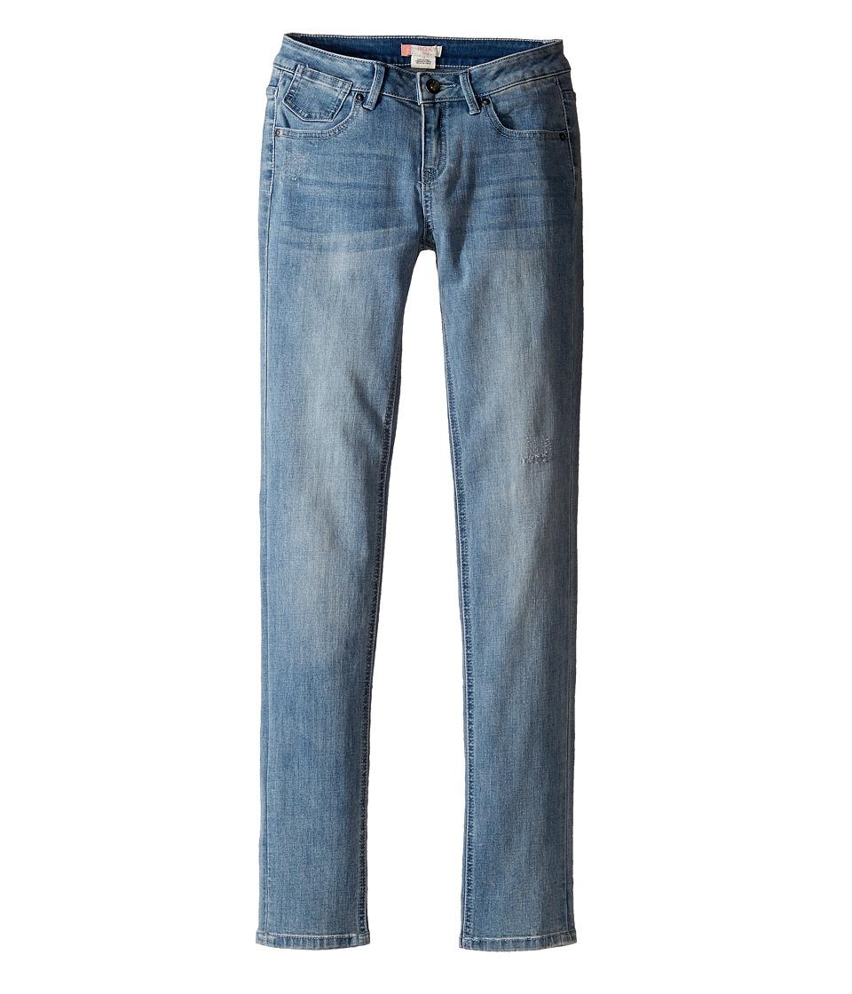 Roxy Kids - Follow Rivers Denim (Big Kids) (Vintage Blue) Girl's Jeans