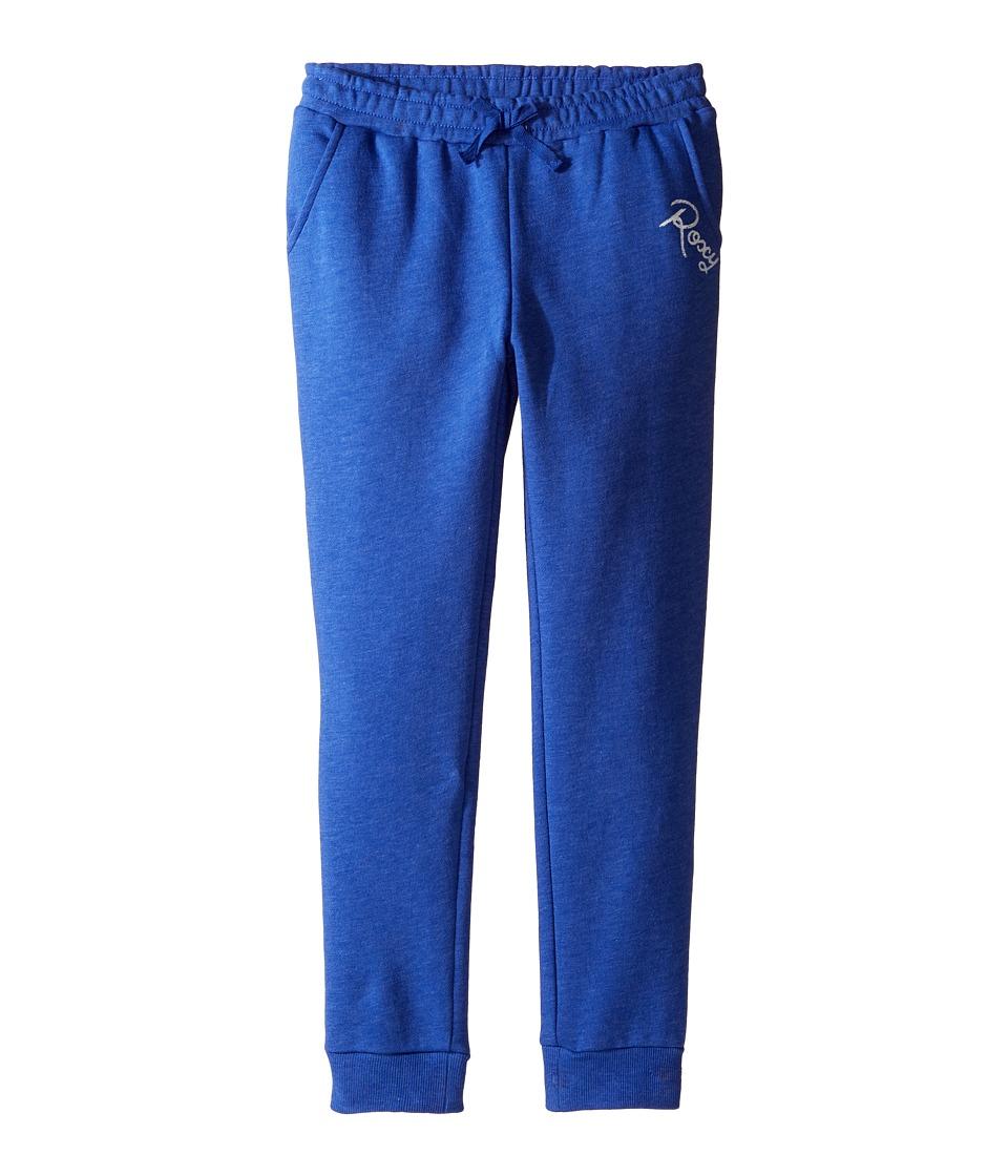 Roxy Kids - Downtown Mission Pants (Big Kids) (Royal Blue Heather) Girl's Casual Pants