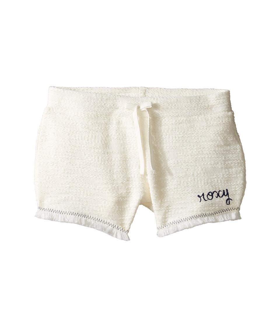 Roxy Kids - Salvador Dune Shorts (Big Kids) (Marshmallow) Girl's Shorts