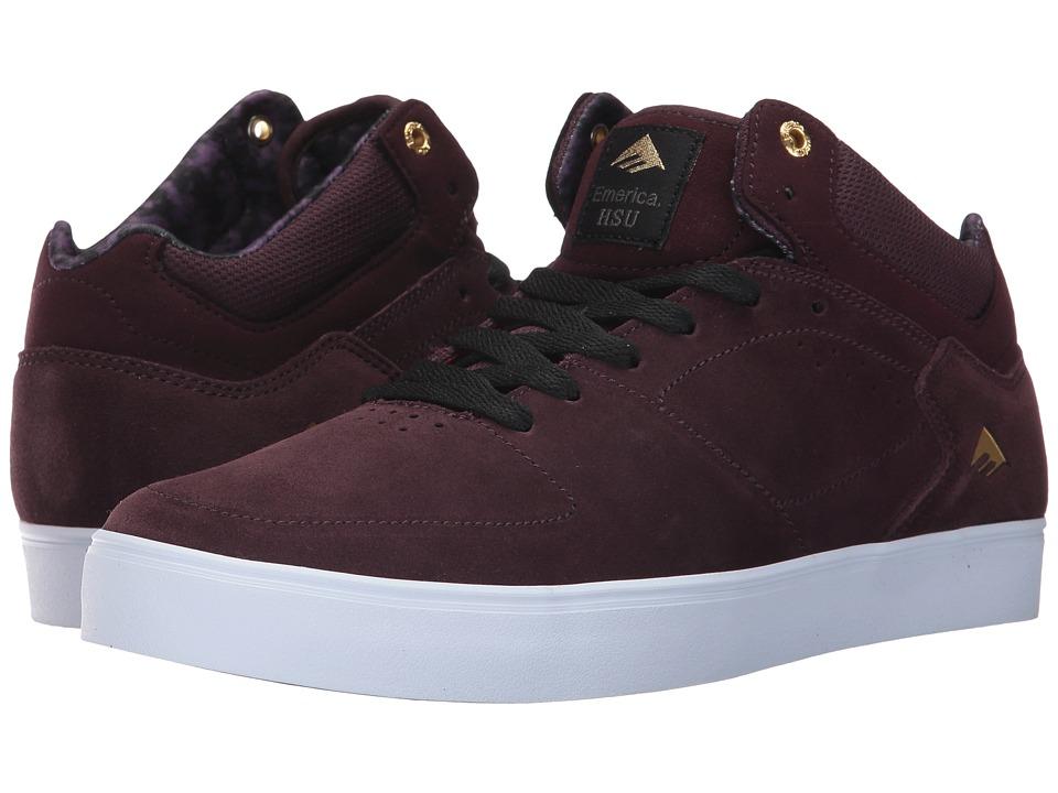 Emerica - The HSU G6 (Purple/White) Men's Skate Shoes