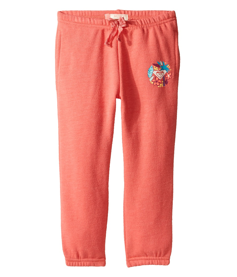 Roxy Kids - Salvation Mountains B Pants (Toddler/Little Kids/Big Kids) (Sugar Coral Heather) Girl's Casual Pants