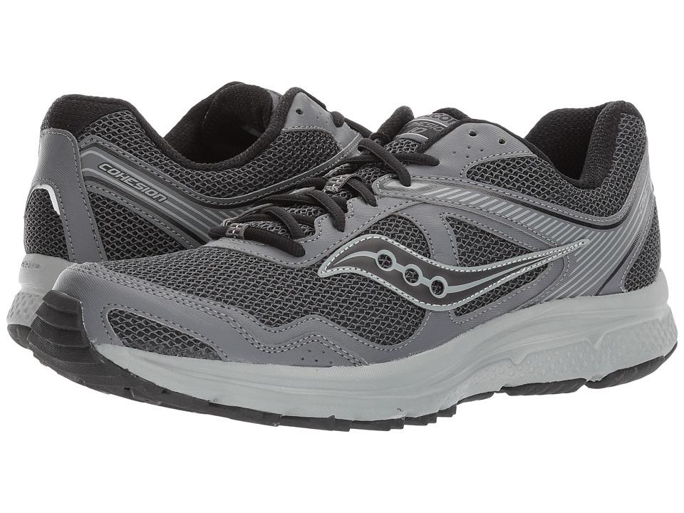 Saucony Cohesion TR10 (Charcoal/Grey) Men