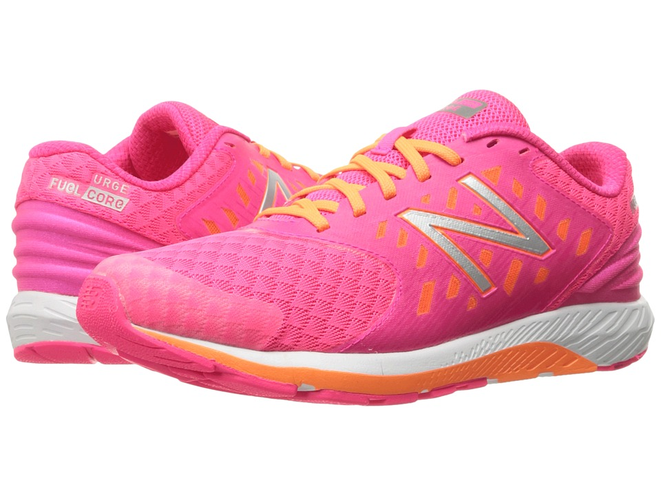 New Balance Kids FuelCore Urge v2 (Little Kid/Big Kid) (Pink/Orange) Girls Shoes