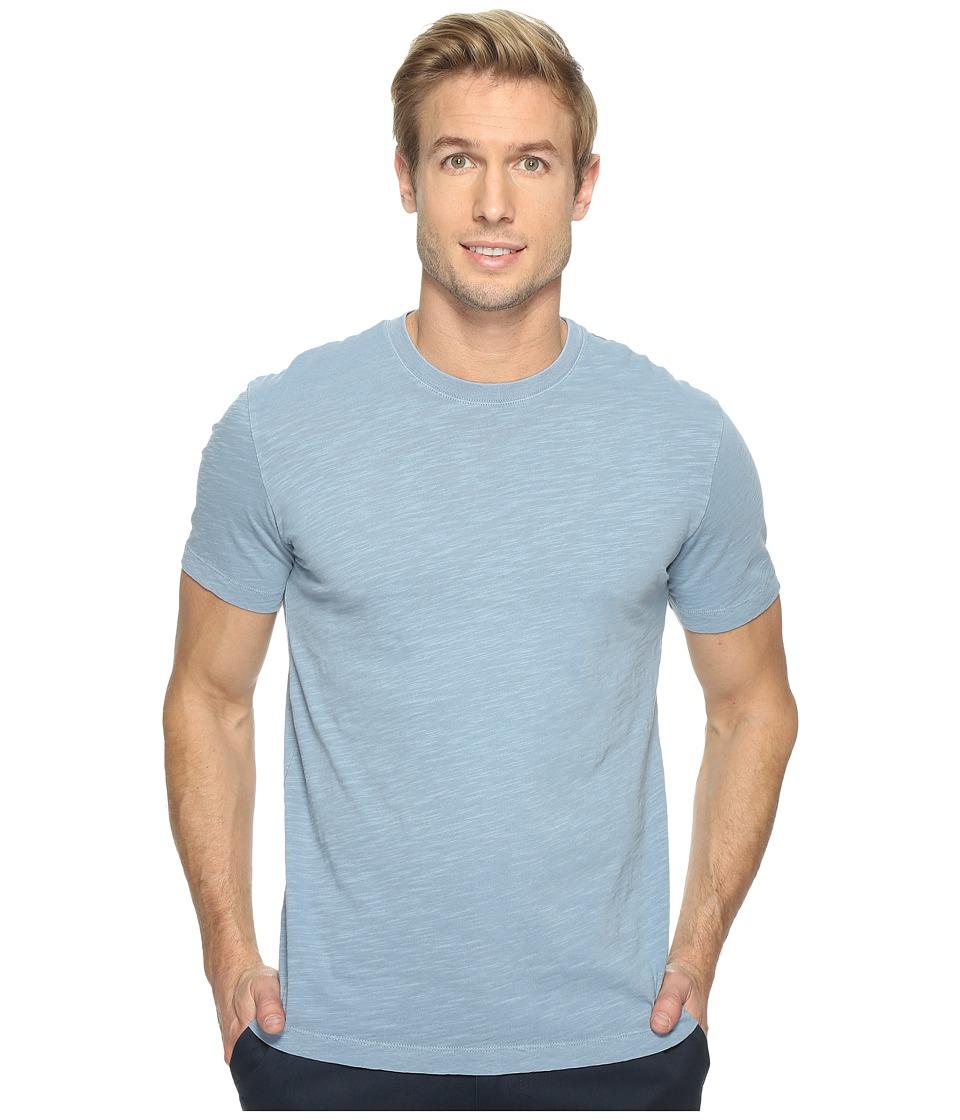 Mod-o-doc - Vintage Fit Short Sleeve Crew Slub Jersey (Fountain) Men's Clothing